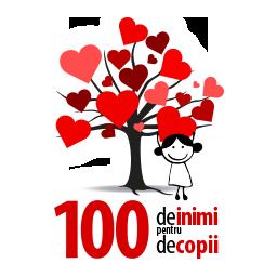100 de inimi pentru 100 de copii