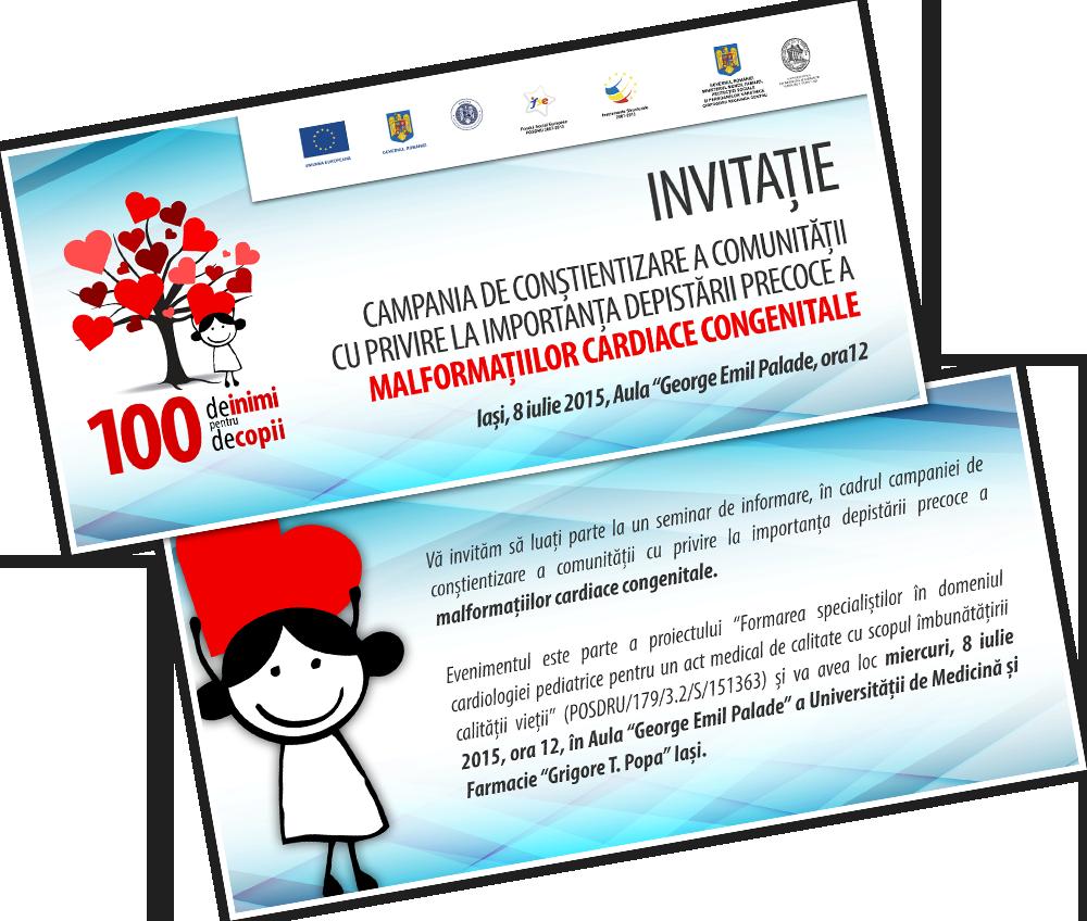 "Seminar MCC (5): Iași, 8 iulie, Aula ""George Emil Palade"", ora12"