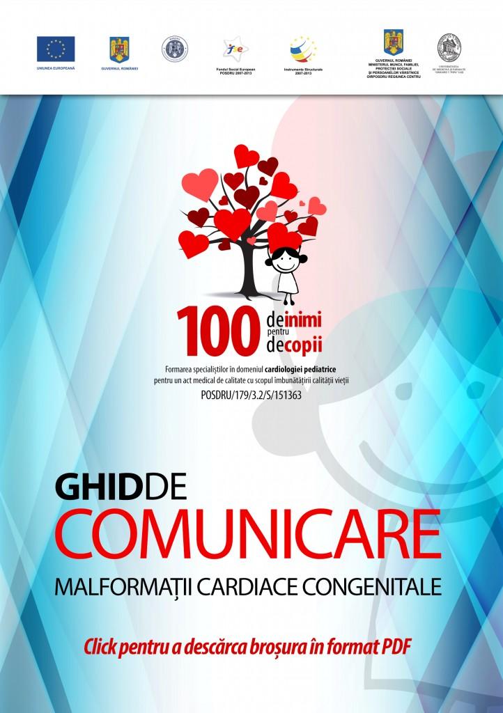 Malformatii cardiace congenitale: ghid de comunicare